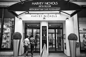 Harvey Nichols Storefront Kristin Taylor