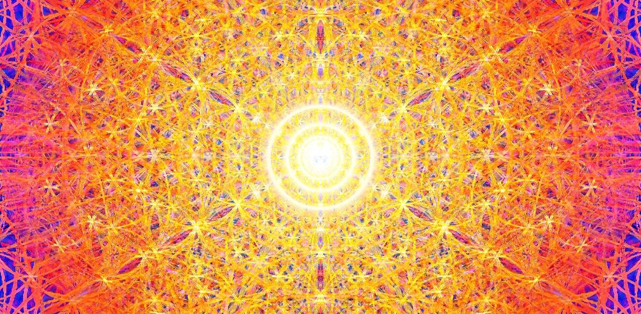 light mandala