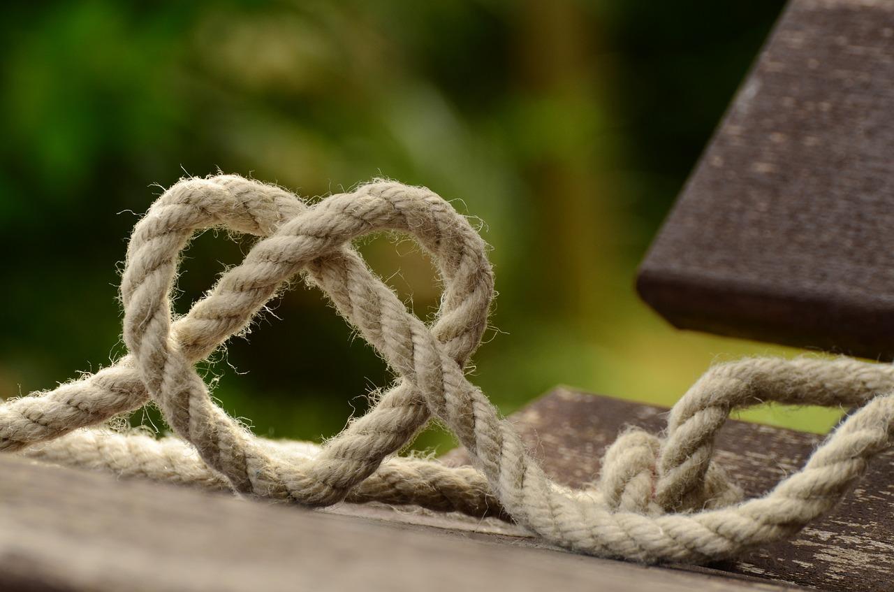 Rope Heart Self Love