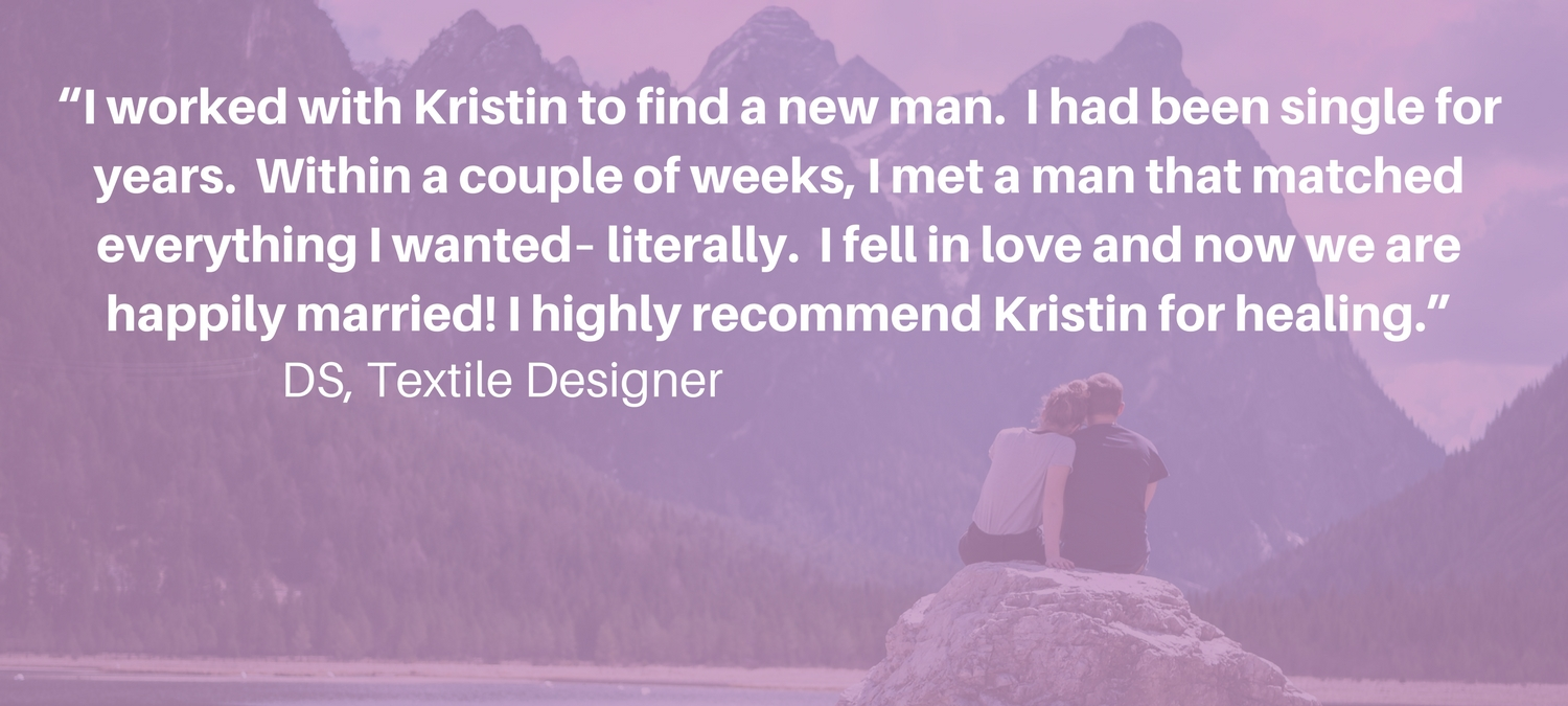 Kristin Taylor Intuitive DS testimonial