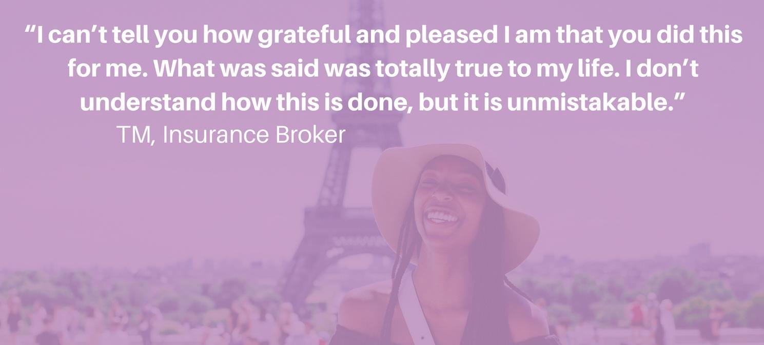 Kristin Taylor TM Testimonial